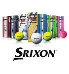 Srixon balls