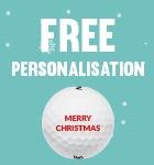 Srixon ball personalisation - from £22.99