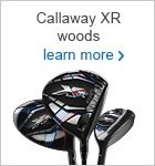Callaway XR woods