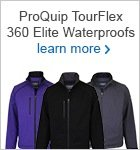 ProQuip TourFlex 360 Elite waterproofs