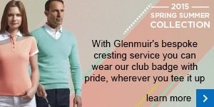 Glenmuir 2015 Spring Summer collection