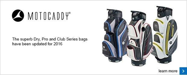 Motocaddy Bag Trade In - 2016