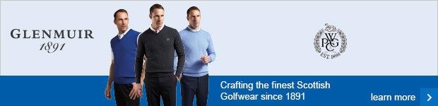 Glenmuir Men's Lambswool Sweaters 2016