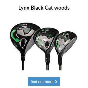 Lynx Black Cat Woods