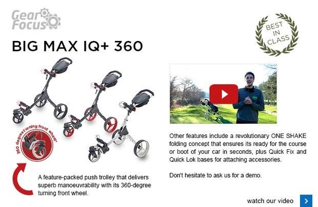 BIG MAX IQ+ 360